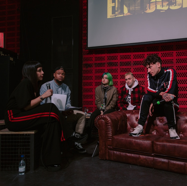 El Bloque estrena su primer programa, con Yung Beef, Cecilio G, Fakeguido y más
