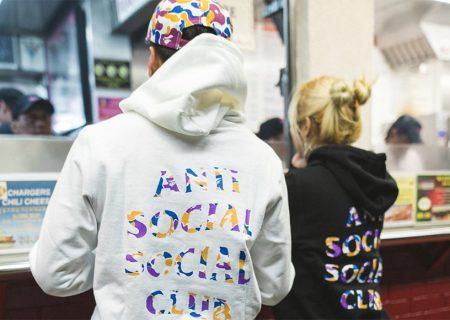 BAPE y Anti-Social Social Club: la unión hace la fuerza