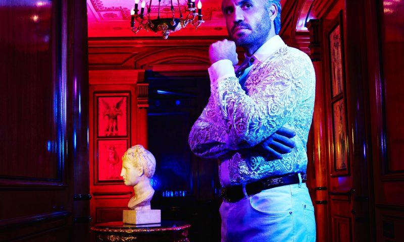American Crime Story: Versace, plumón en Miami