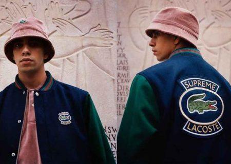 La nueva colaboración de Supreme y Lacoste nos devuelve al rap de los 2000