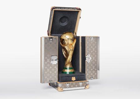Louis Vuitton se alía con la FIFA para celebrar el mundial de fútbol