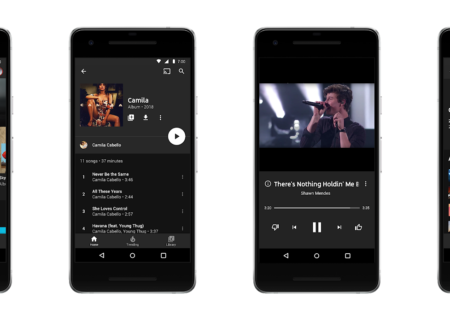 YouTube se lanza al mercado de música en streaming