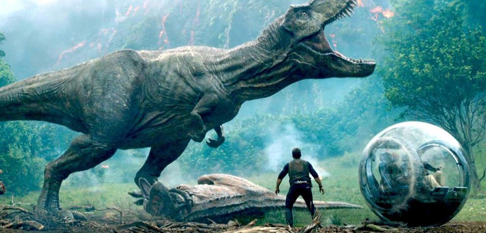 """""""Jurassic World: El reino caído"""", o cómo a Hollywood le pone acabar con la humanidad"""