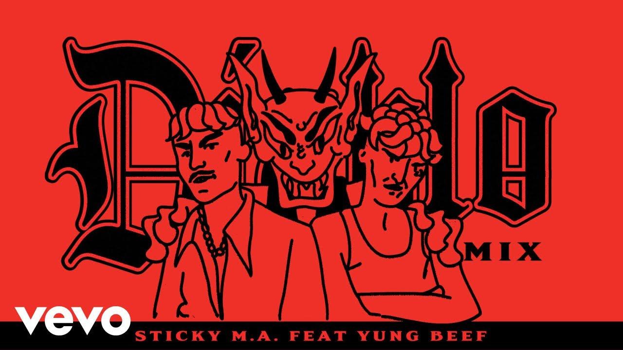 Sticky MA