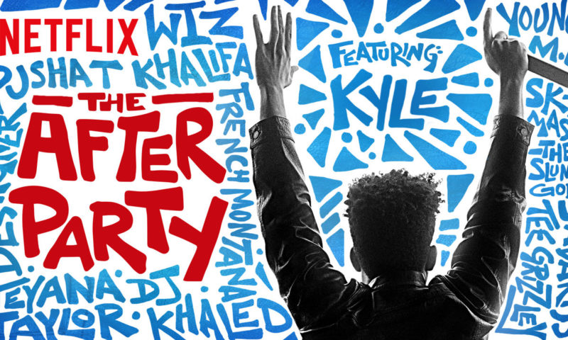 """Netflix rinde tributo al urban yankee en su inminente película """"The After Party"""""""