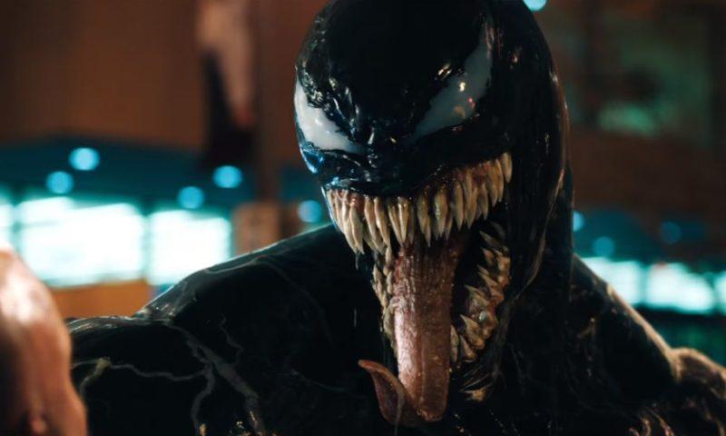 """""""Venom"""" llega para aliviarte el mono de """"Vengadores"""""""