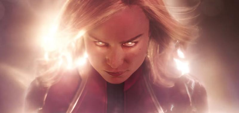 """Capitana Marvel"" ya tiene trailer"