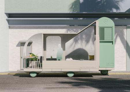 Así imagina Ikea el futuro del transporte