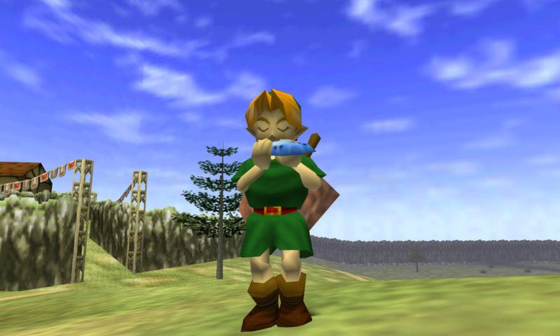 "Netflix negocia una adaptación de ""The Legend of Zelda"""