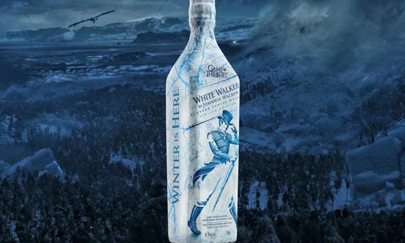 """""""Juego de tronos"""" ya tiene su whisky de la mano de Johnnie Walker"""