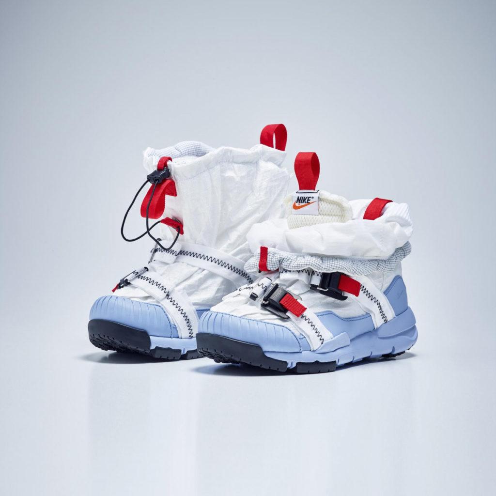 tienda de comestibles encuentro No de moda  La nueva colaboración de Tom Sachs con Nike viene del espacio exterior