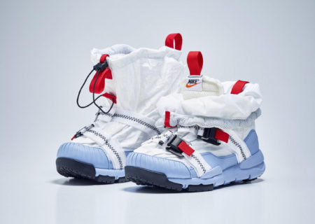 La nueva colaboración de Tom Sachs con Nike viene del espacio exterior