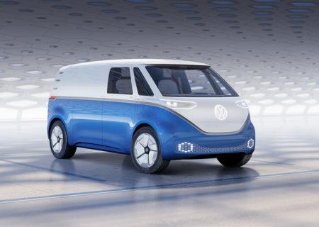 Volkswagen anticipa cómo será la furgoneta del futuro