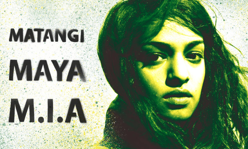 """M.I.A. sube a Youtube su documental """"MATANGI"""""""