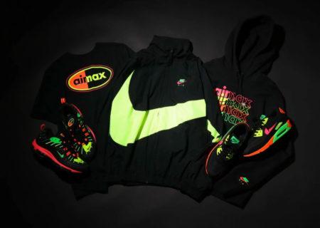 Nike celebra la cultura nocturna japonesa envuelta en neón