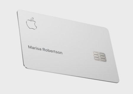 La nueva tarjeta de crédito hecha de titanio de Apple es el must de la temporada