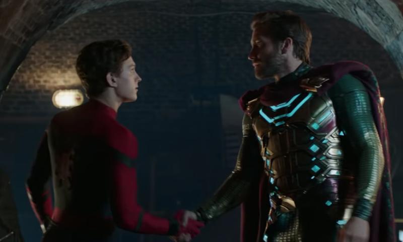 El trailer de «Spider-Man: Lejos de casa» explora el futuro de «Vengadores»
