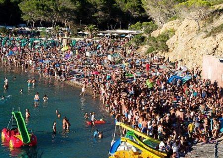 Ibiza generó el doble de residuos que el resto de España