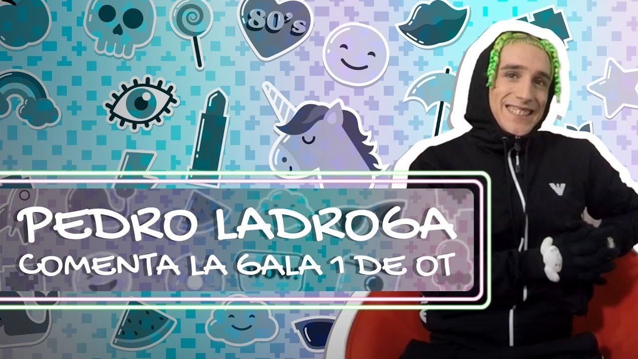 Pedro LaDroga se cuela en todas las casas de España comentando «OT»