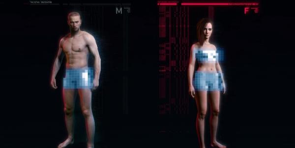 Cyberpunk 2077 permitirá customizar genitales