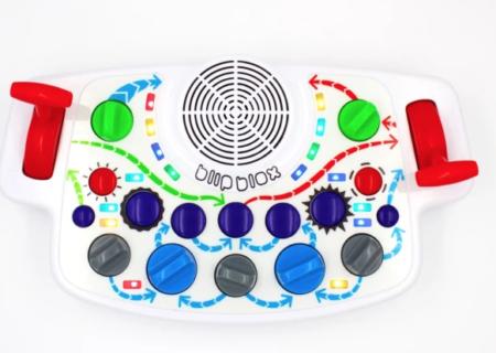 Crean el primer sintetizador para niños