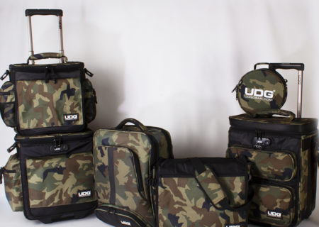 UDG Ultimate Black Camo Collection