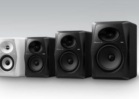 Nueva gama de monitores de Pioneer DJ