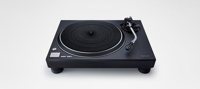 Technics lanza el tocadiscos SL-100C